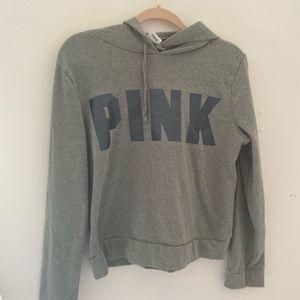 Victoria's Secret PINK Grey Hoodie